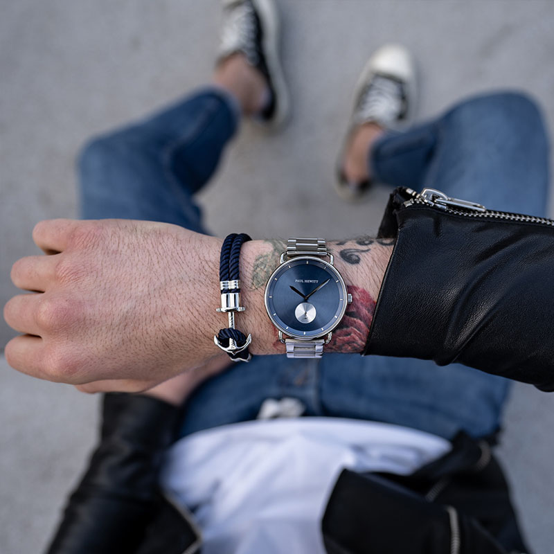 Reloj Breakwater estilo